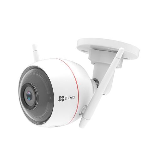 Wi-Fi IP kamera Hikvision EZVIZ Husky Air IP66 su nakt. IR pašvietimu