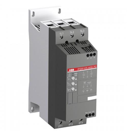 Sklandaus paleidimo įrenginys PSR105-600-70 ABB 105A 55kW