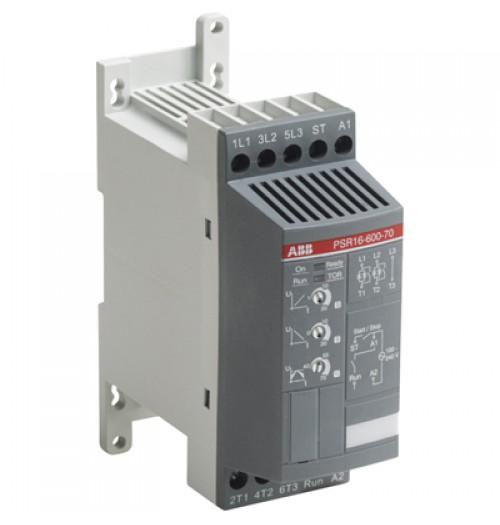 Sklandaus paleidimo įrenginys PSR16-600-70 ABB 16A 7.5kW