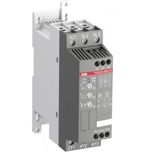 Sklandaus paleidimo įrenginys PSR25-600-70 ABB 25A 11kW