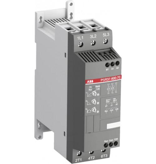 Sklandaus paleidimo įrenginys PSR37-600-70 ABB 37A 18.5kW