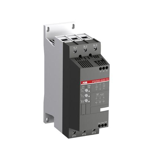 Sklandaus paleidimo įrenginys PSR60-600-70 ABB 60A 30kW