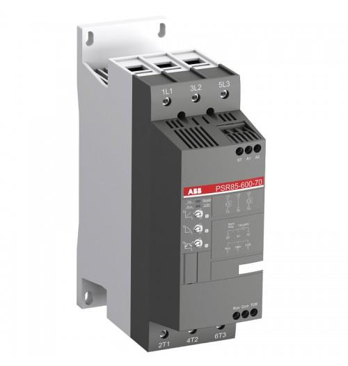 Sklandaus paleidimo įrenginys PSR85-600-70 ABB 85A 45kW