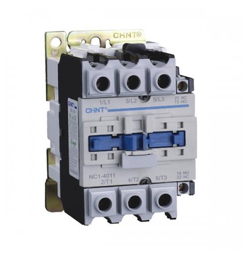 Kontaktorius NC1-4011 18.5kW (230V AC ritė) 1NO
