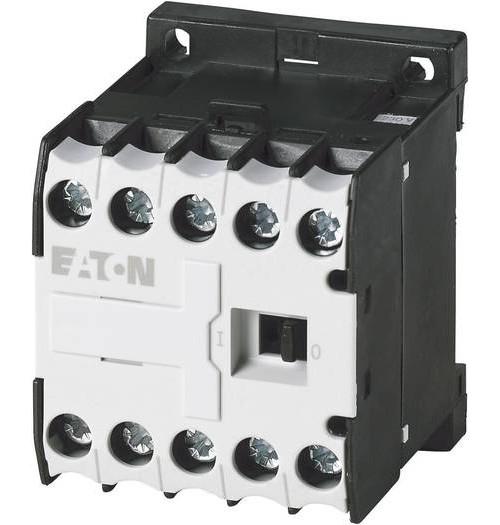 Minikontaktorius DILEM-10-G 4kW (24V DC ritė)