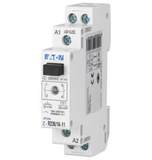 Modulinis kontaktorius Z-R230/16-20 16A 2NO (230V AC ritė)