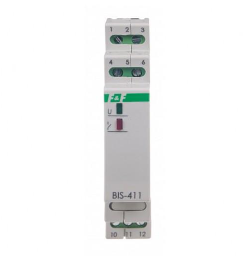 Bistabili relė DIN mont. 100-265V AC F&F BIS-411