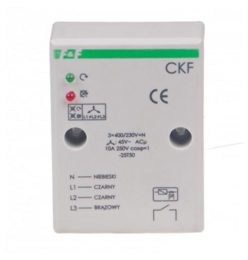 Fazių sekos relė F&F CKF