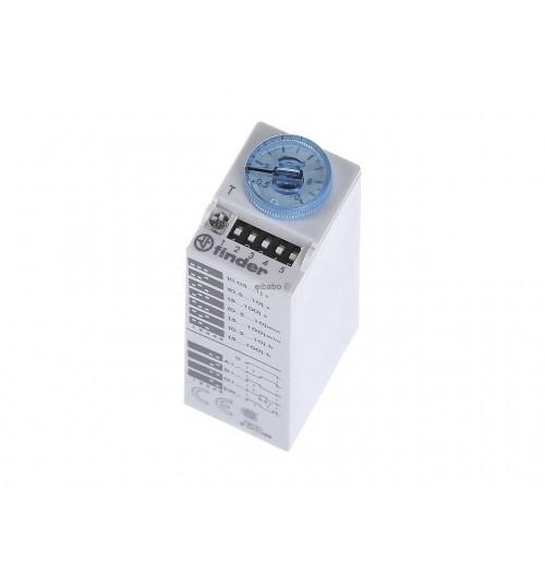 Elektromagnetinė laiko relė FINDER 230V AC 7A 85.04.8.240.0000