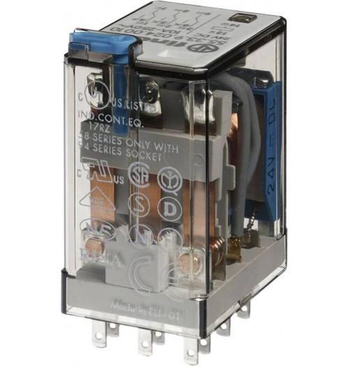 Elektromagnetinė relė FINDER 24V DC 10A 55.33.9.024.0010