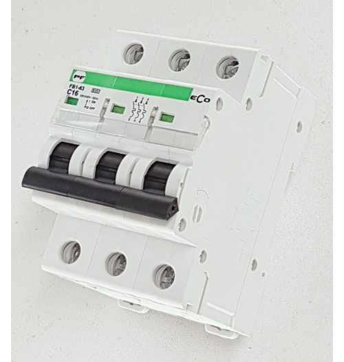 Automatinis išjungiklis ECO 3C25A