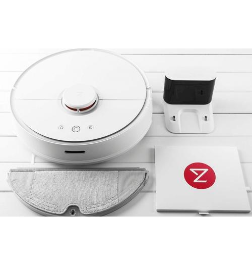 Dulkių siurblys robotas Xiaomi ROBOROCK GEN2 baltas
