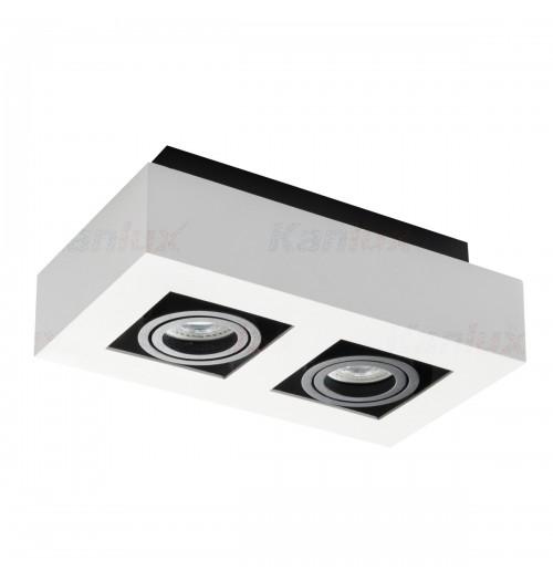 Akcentinis šviestuvas Kanlux Stobi DLP-250-W 26833