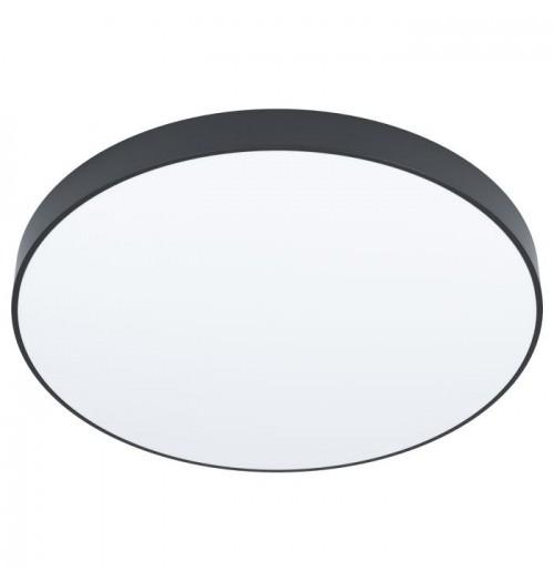 Šviestuvas EGLO ZUBIETA LED 24W 2700-6500K 2300lm D450 valdomas pulteliu (juodas)
