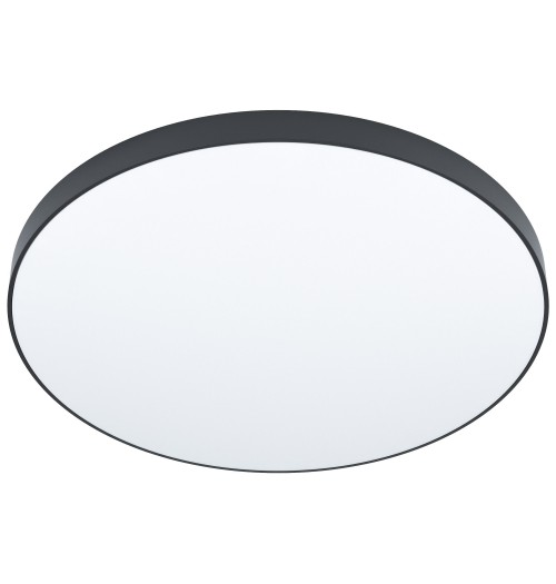 Šviestuvas EGLO ZUBIETA LED 36W 2700-6500K 3700lm D595 valdomas pulteliu (juodas)