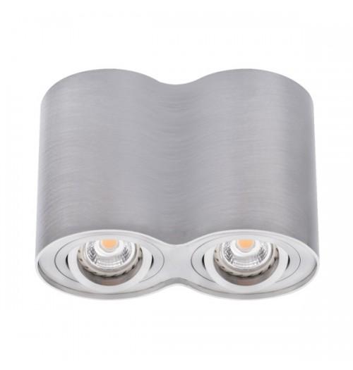 Akcentinis šviestuvas Kanlux Bord DLP-250-AL 2xGU10