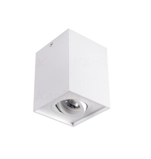 Akcentinis šviestuvas Kanlux Gord DLP-50-W 1xGU10