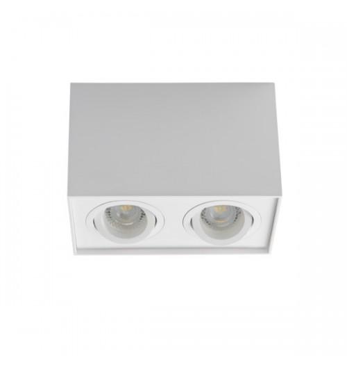 Akcentinis šviestuvas Kanlux Gord DLP-250-W 2xGU10