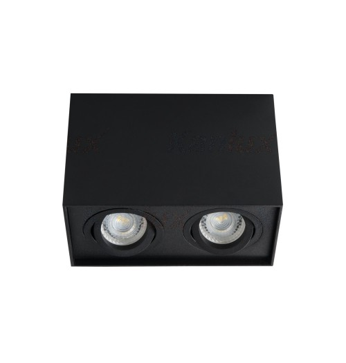 Akcentinis šviestuvas Kanlux Gord DLP-250-B 2xGU10