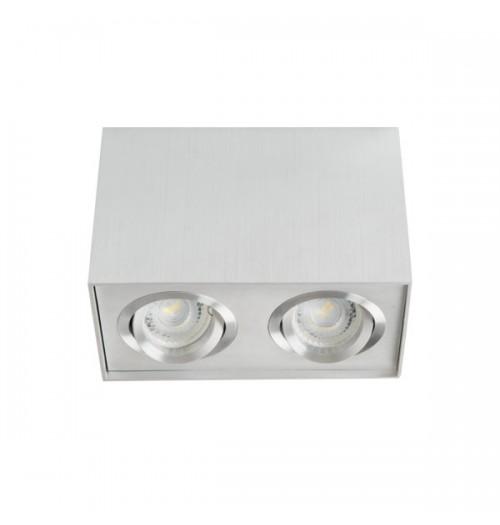 Akcentinis šviestuvas Kanlux Gord DLP-250-AL 2xGU10