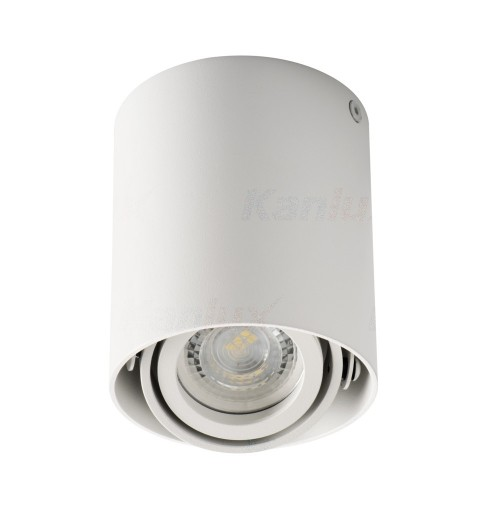 Akcentinis šviestuvas Kanlux Toleo DTO-50-W 1xGU10