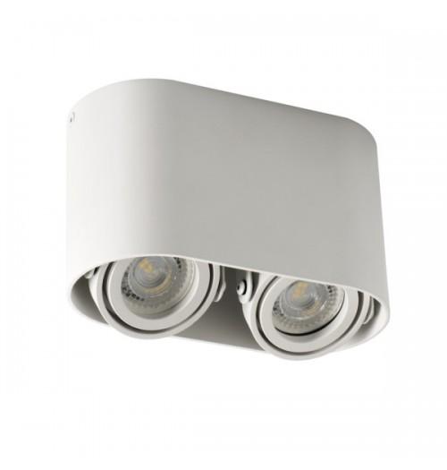Akcentinis šviestuvas Kanlux Toleo DTO-250-W 2xGU10