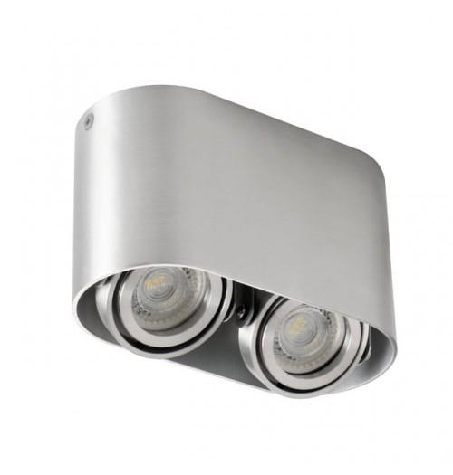 Akcentinis šviestuvas Kanlux Toleo DTO-250-AL 2xGU10