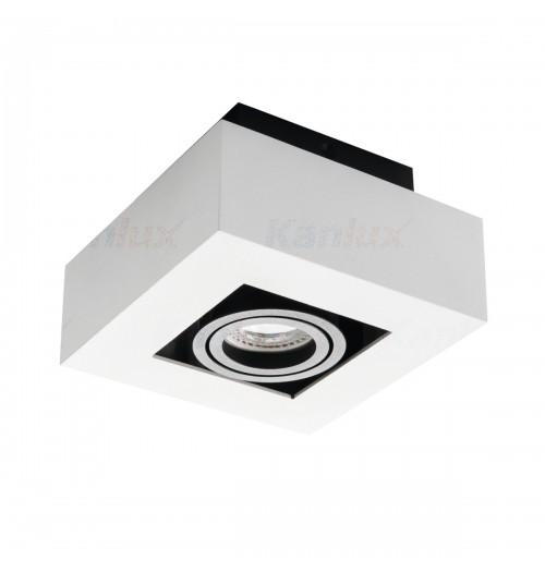 Akcentinis šviestuvas Kanlux Stobi DLP-50-W 1xGU10