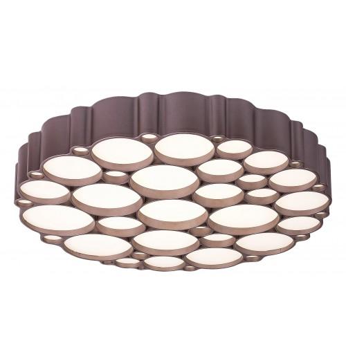 Lubinis šviestuvas Rabalux ANDELA 6040 D500 LED 48W rudas