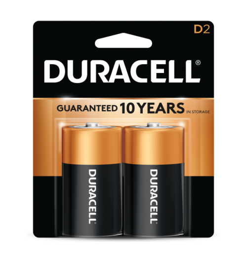 Šarminė baterija Duracell D 1.5V