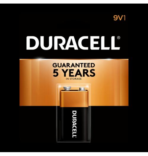 Šarminė baterija Duracell 6LR61 9V