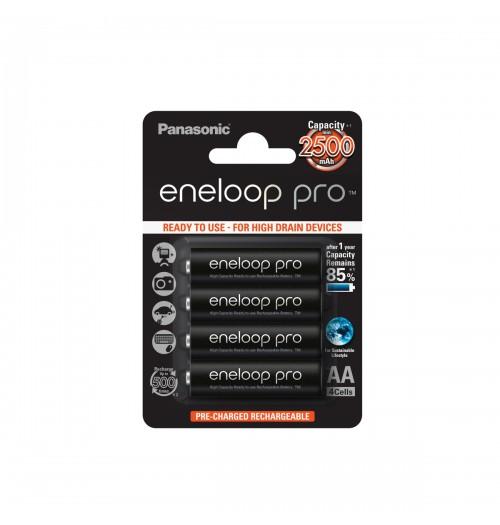 Akumuliatorius Eneloop Pro AA 2500mAh
