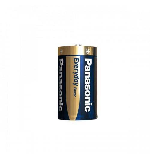 Šarminė baterija Panasonic EVERYDAY D 1.5V
