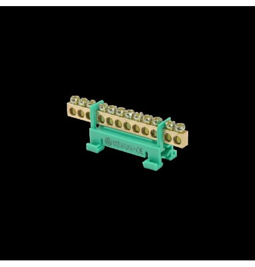 Šynelė SEZ 12/Z 12×16 mm² žalia