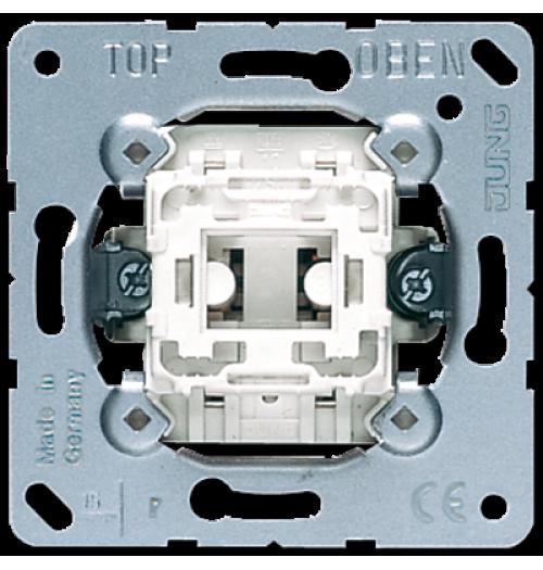 Kryžminio perjungiklio mechanizmas Jung 507U