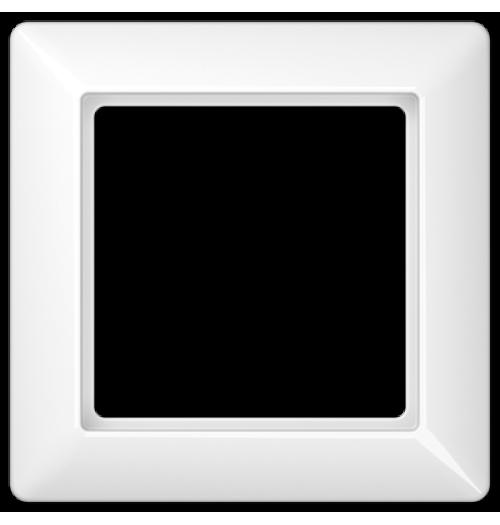 1 v. rėmelis Jung AS500 baltos sp. AS581WW