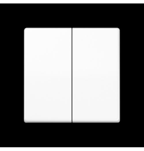 2 kl. apdaila Jung AS500 baltos sp. AS591-5WW