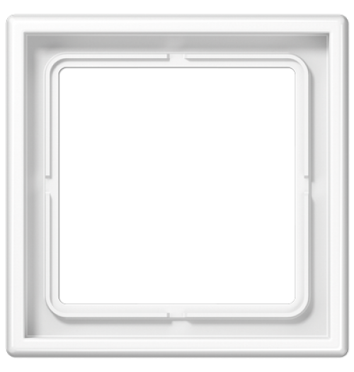 1 v. rėmelis Jung LS990 baltos sp. LS981WW