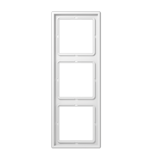3 v. rėmelis Jung LS990 baltos sp. LS983WW