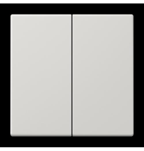 Apdaila 2 klavišų šviesiai pilkos sp. LS995LG