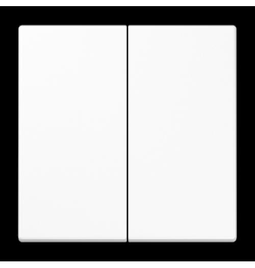 2 kl. apdaila Jung LS990 baltos sp. LS995WW