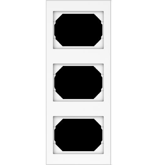 Rėmelis 3 v. vertikalus RV03 XP500 WW
