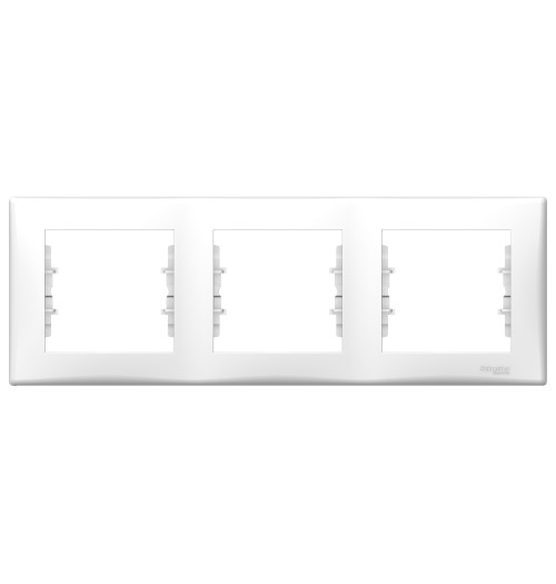 Rėmelis 3 v. Schneider Sedna baltas SDN5800521