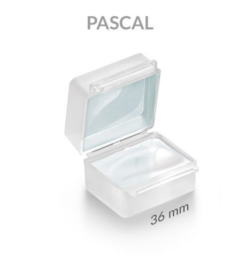 Gelio dėžutė hermetiškai jungčiai RAYTECH PASCAL IPx8 36x37x26 mm