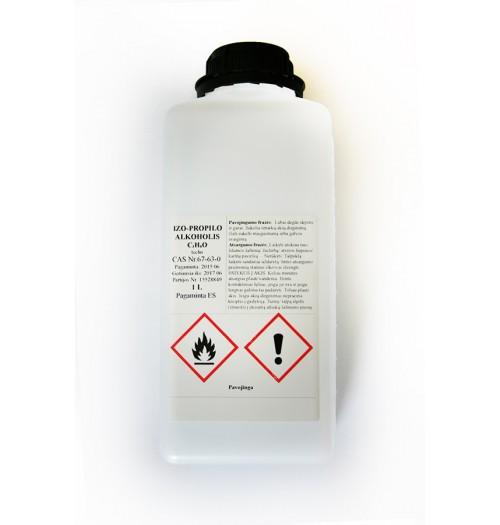 Izopropilo alkoholis (techninis) 99.8%, 1000ml