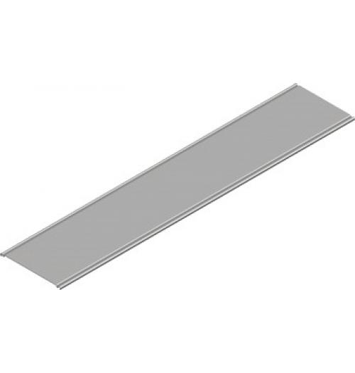 Metalinio kabelinio kanalo dangtis BAKS PKR50/2
