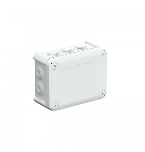 Paskirstymo dėžutė T100 150x116x67 su sand.