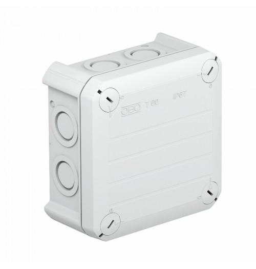 Paskirstymo dėžutė T60 114x114x57 su sand.