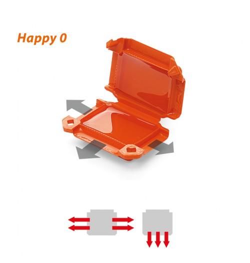 Gelinė dėžutė RAYTECH HAPPY BOX (naudojimui su WAGO jungtimis) IPx8 41x28x19 mm