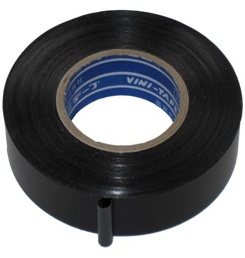 Izoliacinė juosta VINI-TAPE 0.13mm 19mm×20m juoda
